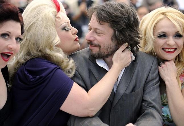 Каннский кинофестиваль: Канны 2010.   Матье Амальрик