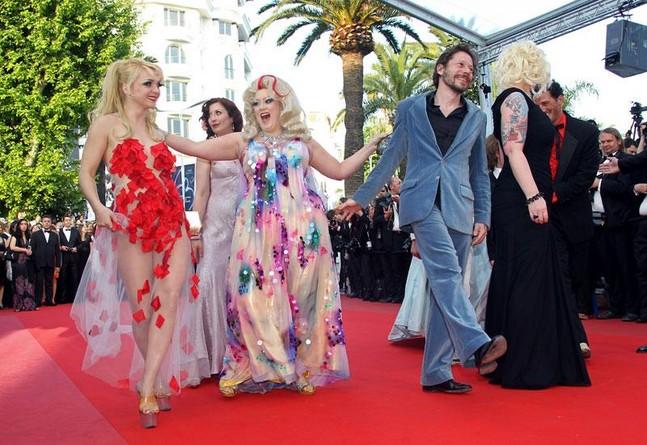 Каннский кинофестиваль: Канны 2010.  Команда фильма  Путешествие