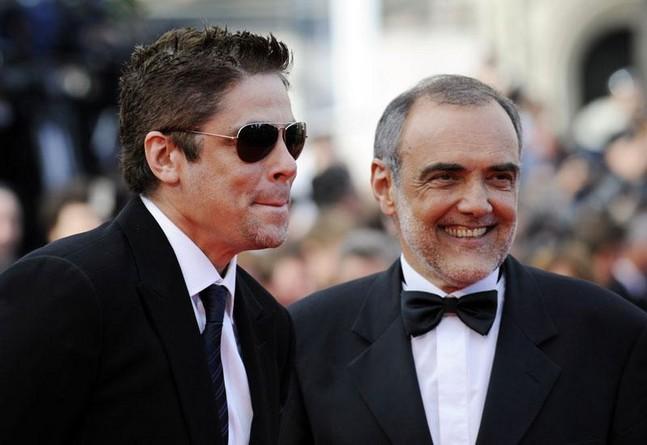 Каннский кинофестиваль: Канны 2010.   Бенисио дель Торо , Альберто Барбера