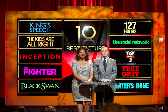 Оскар 2011: Оскар-2011, как это будет
