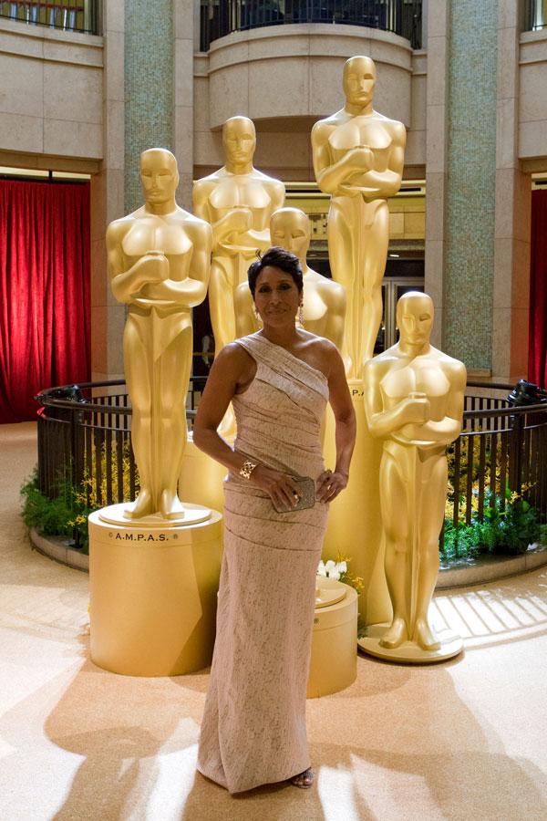 Оскар 2020: Оскар 2011, как он был.  Робин Робертс