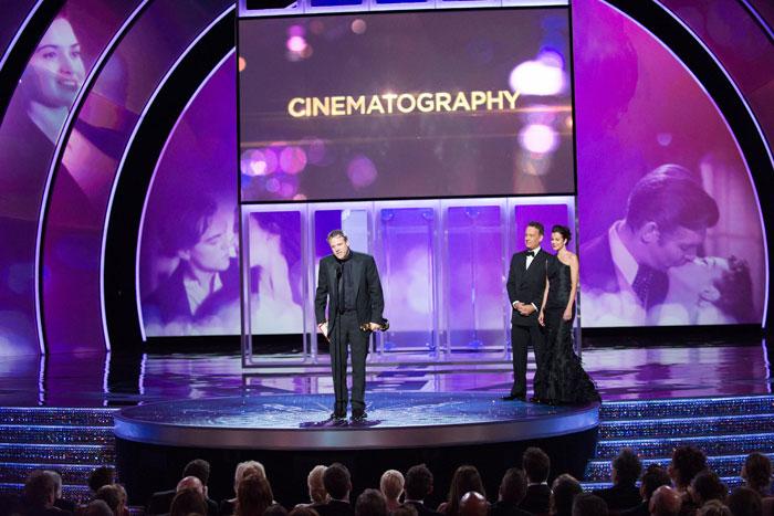 Оскар 2020: Оскар 2011, как он был.   Уолли Пфистер ,  Том Хэнкс