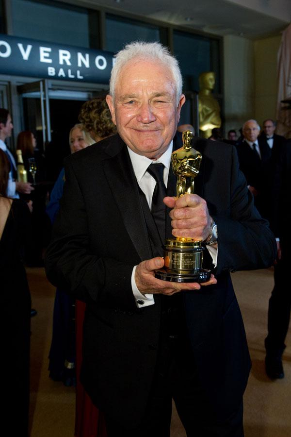 Оскар 2020: Оскар 2011, как он был.  Дэвид Сейдлер