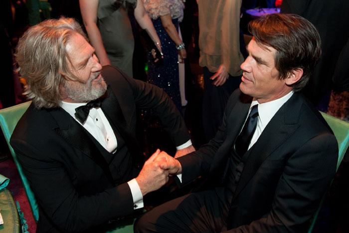 Оскар 2020: Оскар 2011, как он был.   Джефф Бриджес  и  Джош Бролин