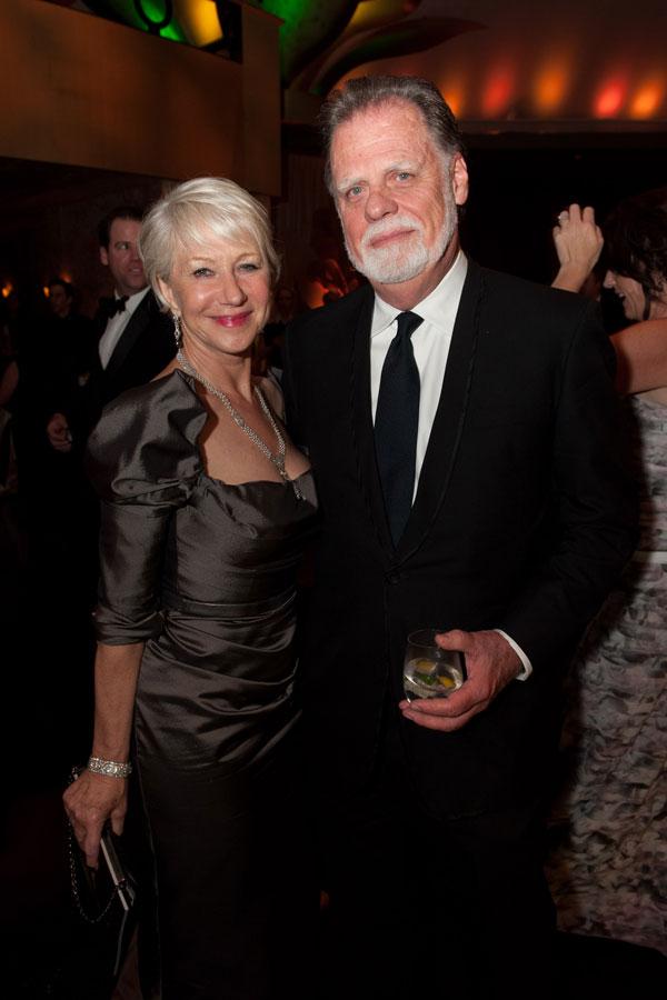Оскар 2020: Оскар 2011, как он был.   Хелен Миррен  и Тэйлор Хэкфорд