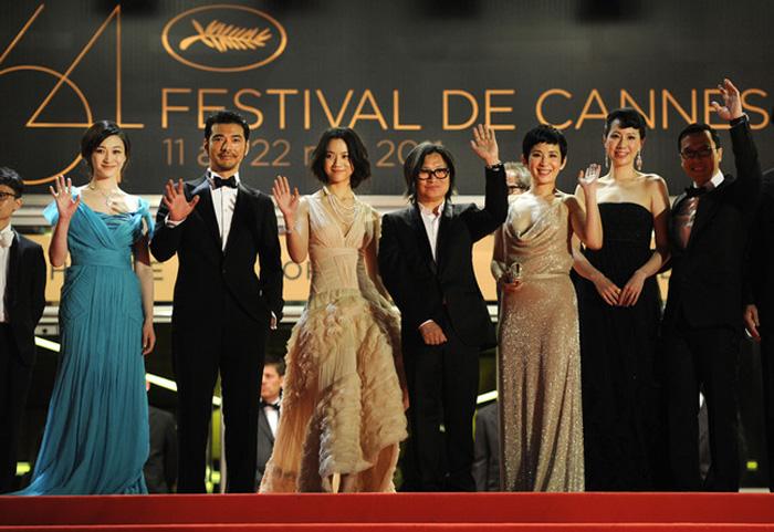 Каннский кинофестиваль: Канны 2011