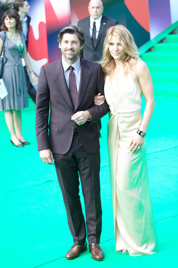 ММКФ 2020: ММКФ-2011, церемония открытия.   Патрик Демпси