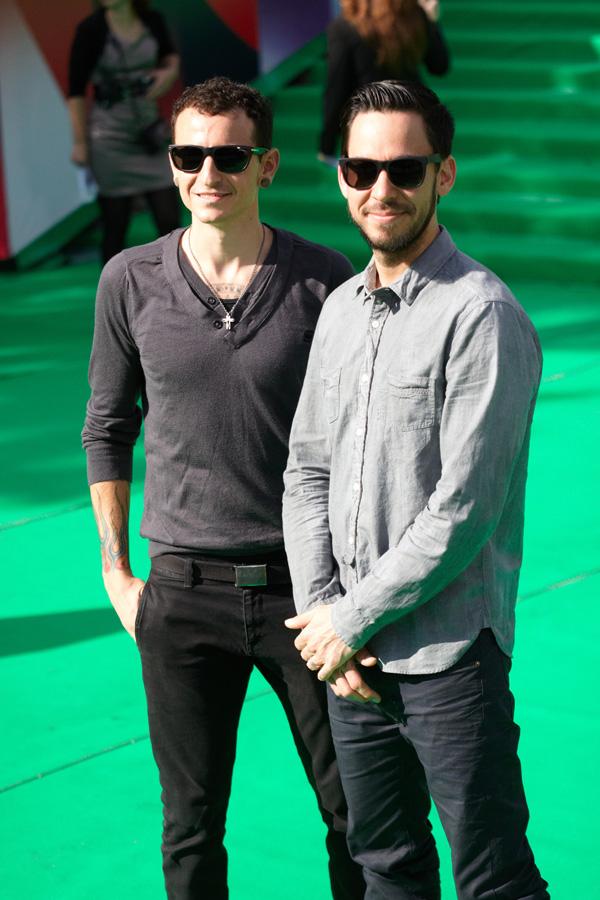 ММКФ 2020: ММКФ-2011, церемония открытия.  группа Linkin Park