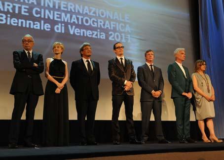 Венецианский кинофестиваль: Венеция-2011