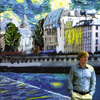 Полночь в Париже: Париж, я люблю тебя