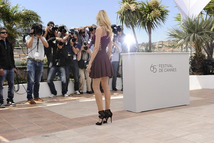 Каннский кинофестиваль: Канны 2012.   Дайан Крюгер