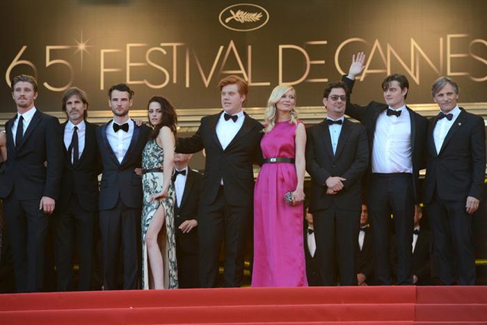 Каннский кинофестиваль: Канны 2012.  команда фильма   В пути