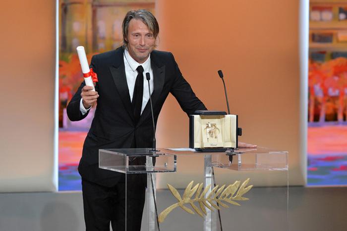 Каннский кинофестиваль: Канны 2012.   Мэдс Миккелсен