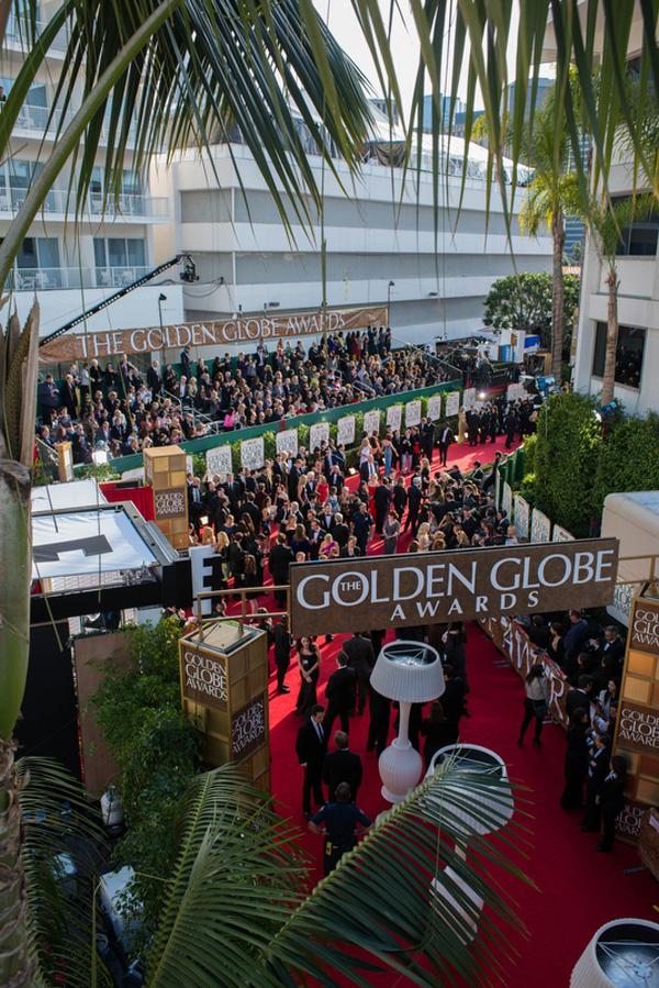 Золотой глобус: Золотой глобус 2013