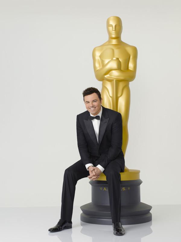 Оскар 2020: Оскар-2013, как это будет.   Сет Макфарлейн , ведущий церемонии