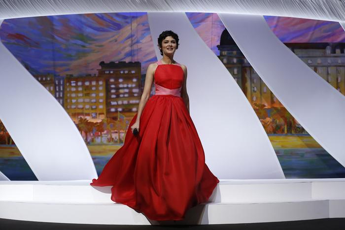 Каннский кинофестиваль: Канны 2013.   Одри Тоту