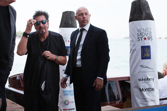 Венецианский кинофестиваль: Венеция-2014