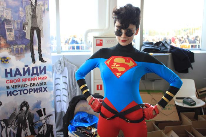 Comic Con Russia 2014, фоторепортаж