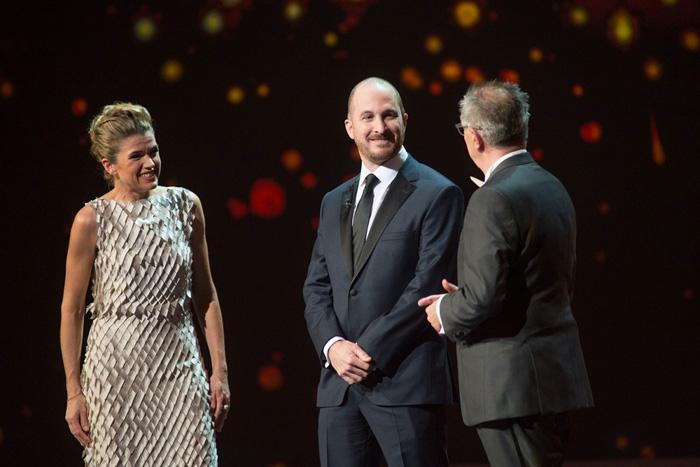 Берлинале: Берлинский кинофестиваль 2015.  председатель жюри   Даррен Аронофски