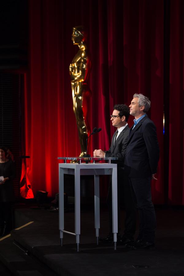 Оскар 2020: Оскар-2015, как это будет.   Джей Джей Абрамс, Альфонсо Куарон