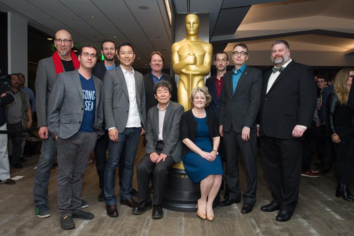 Оскар 2020: Оскар-2015, как это будет.  номинанты в категории  Лучший мультфильм