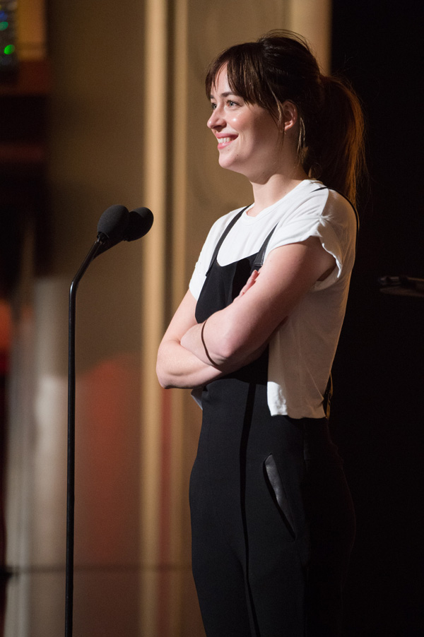Оскар 2020: Оскар-2015, как это будет.   Дакота Джонсон