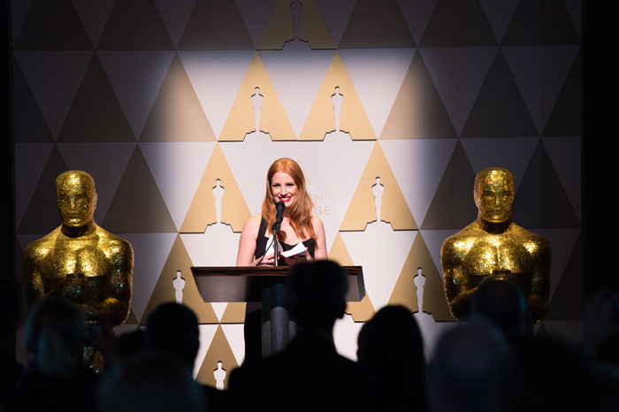 Оскар 2016: Оскар-2015, как это будет.   Джессика Честейн