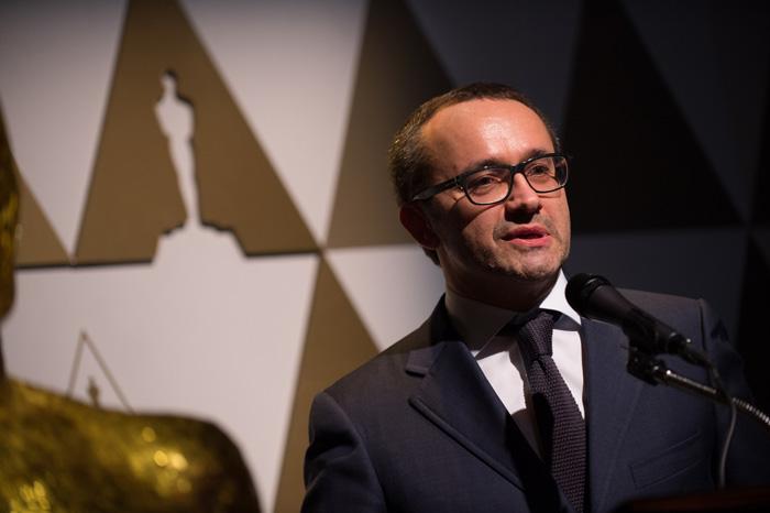 Оскар 2020: Оскар-2015, как это будет.   Андрей Звягинцев