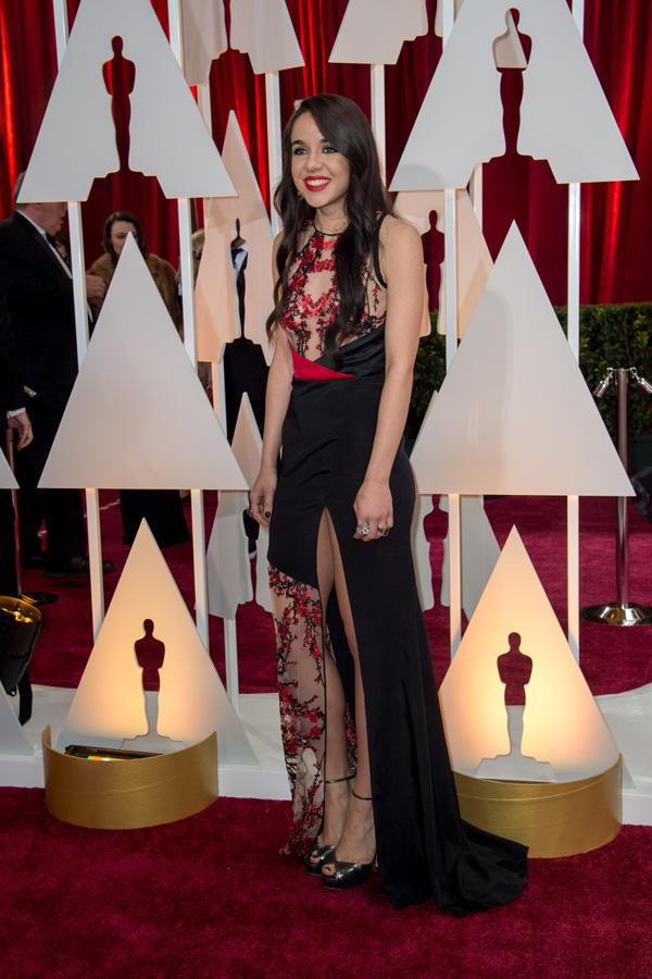Оскар 2020: Оскар-2015, как это было.  дочь  Ричарда Линклейтера