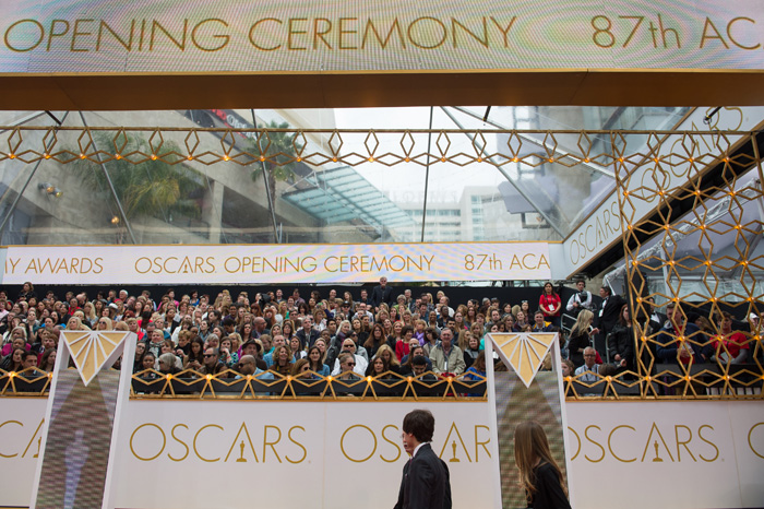 Оскар 2016: Оскар-2015, как это было