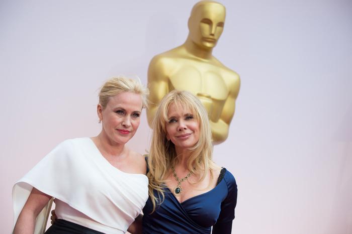 Оскар 2016: Оскар-2015, как это было.   Патриция Аркетт