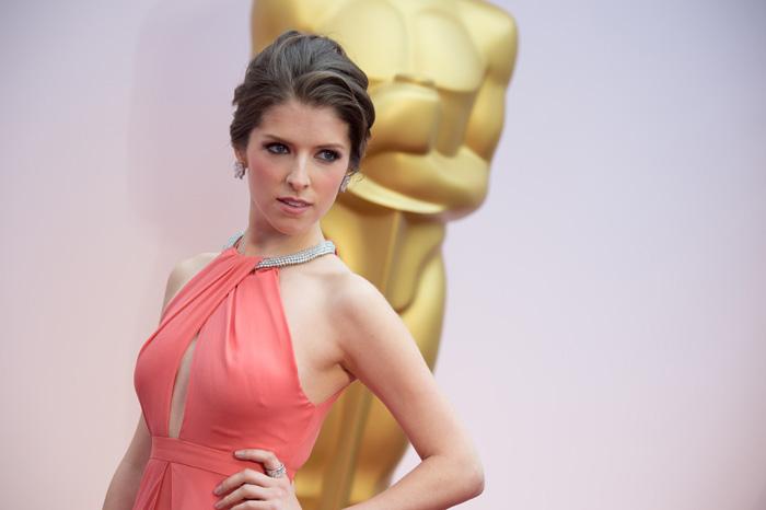 Оскар 2016: Оскар-2015, как это было.   Анна Кендрик