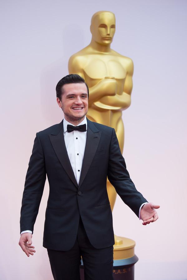 Оскар 2020: Оскар-2015, как это было.   Джош Хатчерсон
