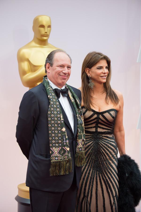Оскар 2016: Оскар-2015, как это было.   Ханс Циммер
