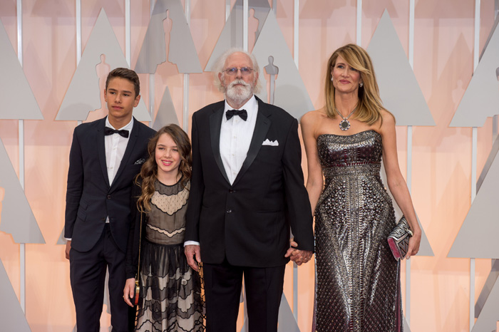Оскар 2020: Оскар-2015, как это было.   Лора Дерн