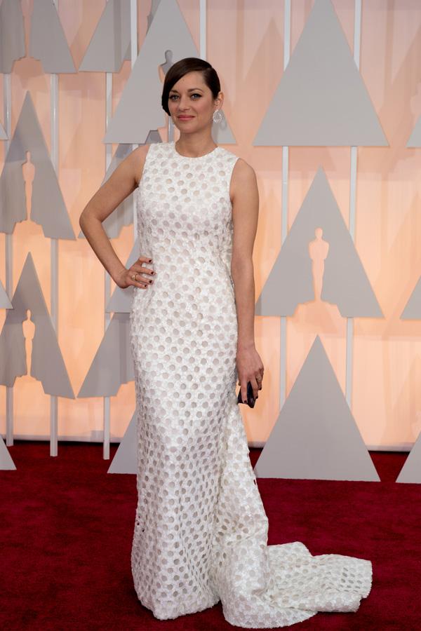 Оскар 2020: Оскар-2015, как это было.   Марион Котийяр