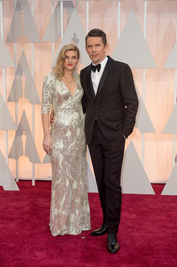 Оскар 2020: Оскар-2015, как это было.   Итан Хоук