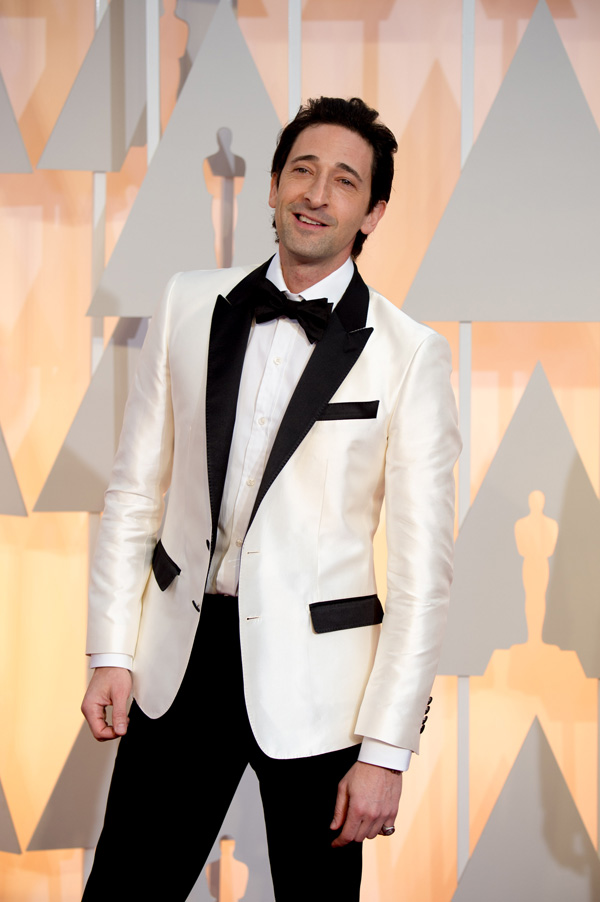 Оскар 2020: Оскар-2015, как это было.   Эдриан Броуди