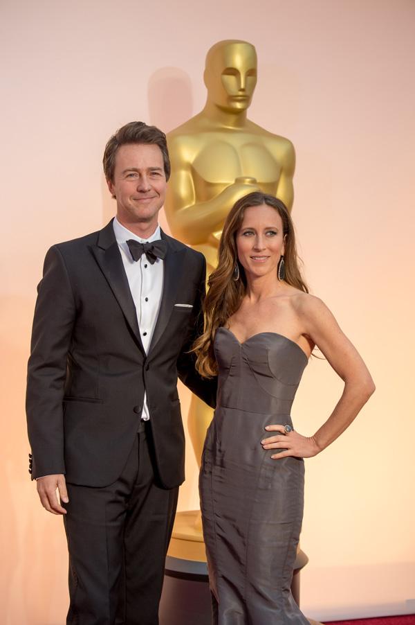 Оскар 2020: Оскар-2015, как это было.   Эдвард Нортон