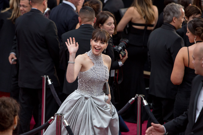 Оскар 2020: Оскар-2015, как это было.   Фелисити Джонс
