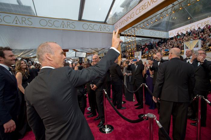 Оскар 2020: Оскар-2015, как это было.   Майкл Китон