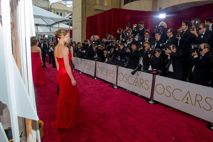 Оскар 2020: Оскар-2015, как это было.   Розамунд Пайк
