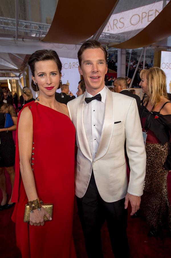 Оскар 2020: Оскар-2015, как это было.   Бенедикт Камбербэтч