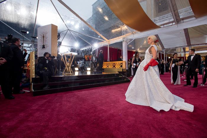 Оскар 2020: Оскар-2015, как это было.  Леди Гага