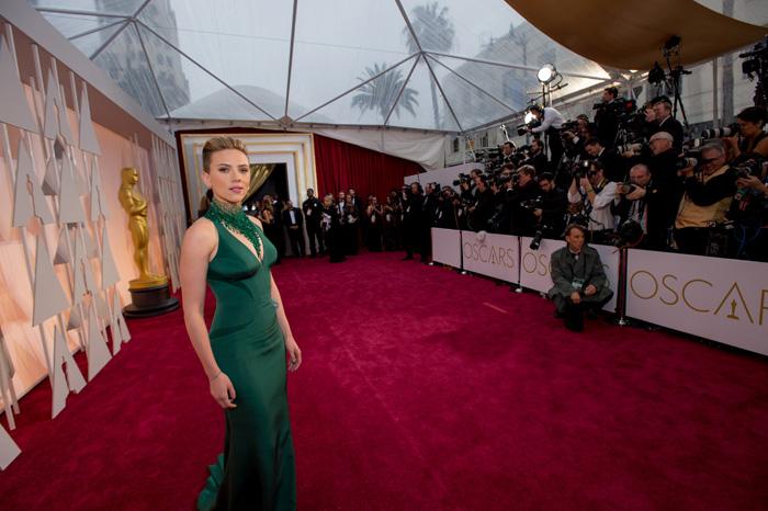 Оскар 2020: Оскар-2015, как это было.   Скарлет Йоханссон