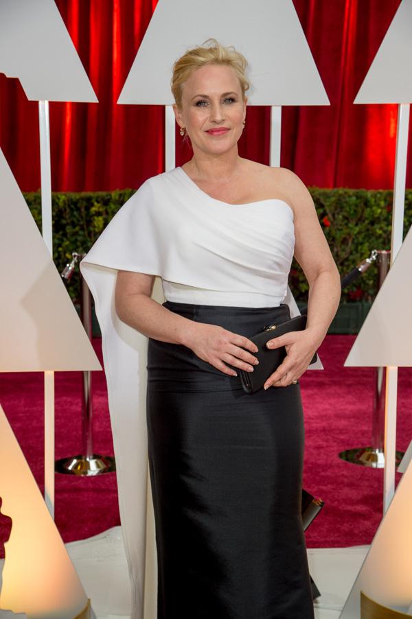 Оскар 2020: Оскар-2015, как это было.   Патриция Аркетт