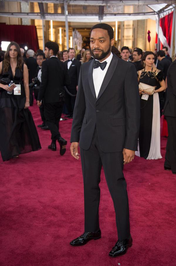 Оскар 2020: Оскар-2015, как это было.   Чевитель Эджиофор