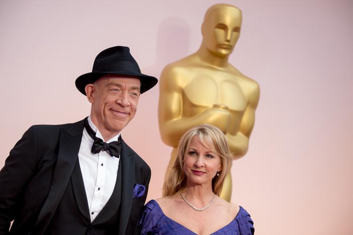 Оскар 2020: Оскар-2015, как это было.   Джей Кей Симмонс