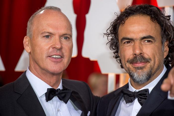 Оскар 2020: Оскар-2015, как это было.   Майкл Китон, Алехандро Гонзалес Иньярриту