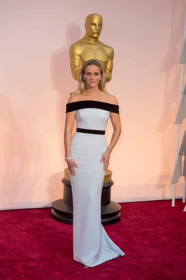 Оскар 2020: Оскар-2015, как это было.   Риз Уизерспун